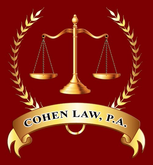Lakeland Lawyer Lee Cohen Logo