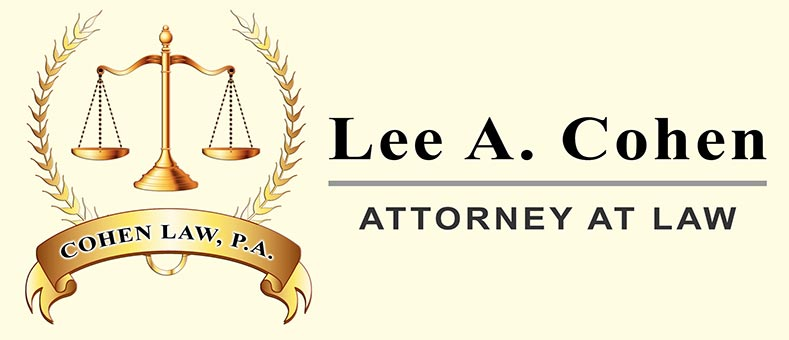 Lee Adam Cohen Law Firm Logo