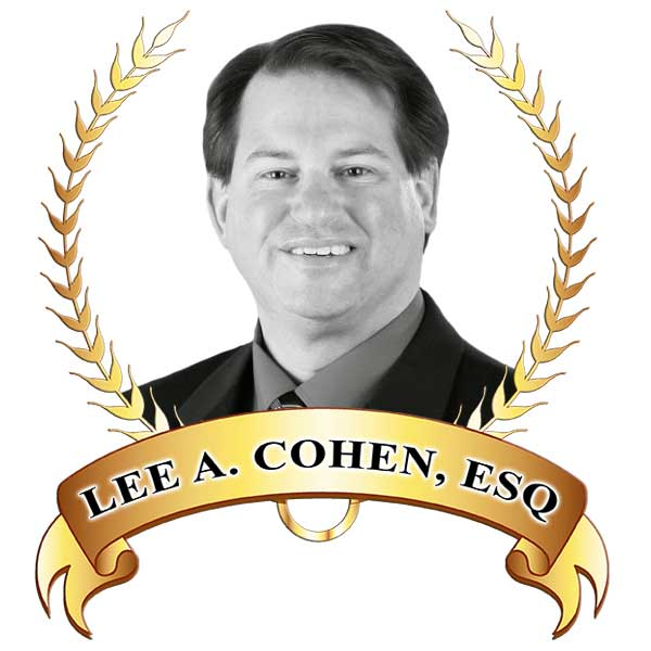 Attorney, Lee A Cohen